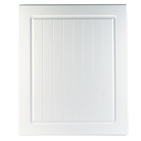 IT Kitchens Chilton White Country Style Standard Door (W)600mm