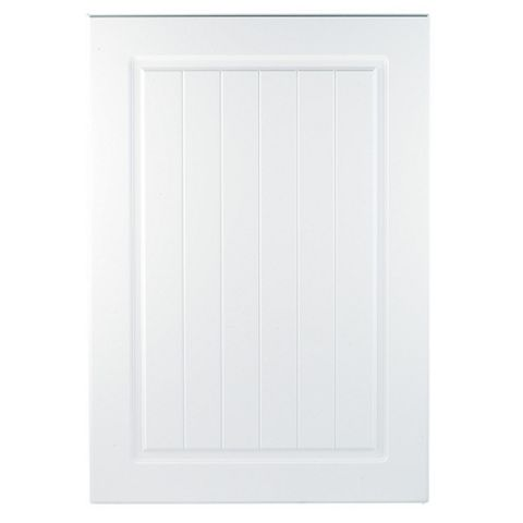 IT Kitchens Chilton White Country Style Standard Door (W)500mm