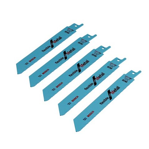 Bosch Jigsaw Blade (L)150mm, Pack of 5