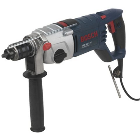 Bosch 840W 110V Corded Keyed Chuck Impact Drill GSB162-2RE