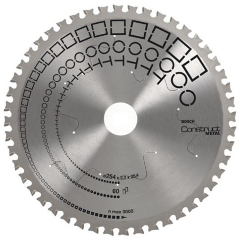 Bosch 60T Circular Saw Blade (Dia)305mm