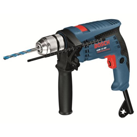 Bosch 110V Corded SDS Plus Drill 301W, GSB13RE