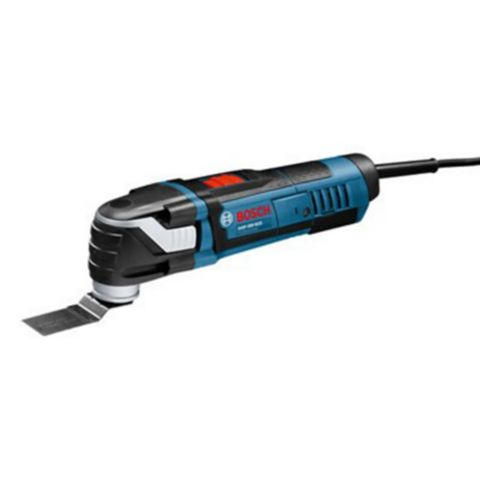 Bosch 240V Corded Mutli Cutter with 48 Accessories GOP 300 SCE