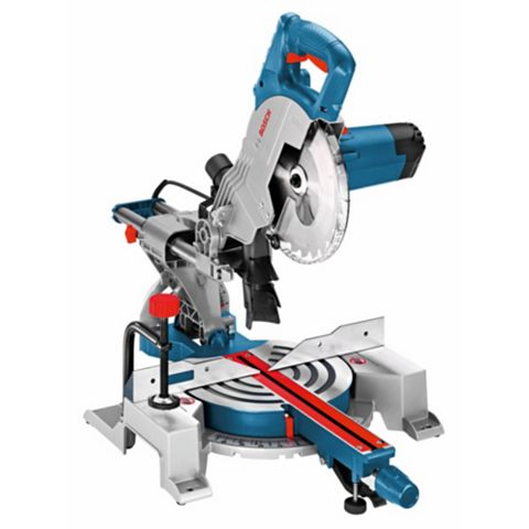 Bosch 1400W 240V 216mm Compound Mitre Saw GCM 800 SJ