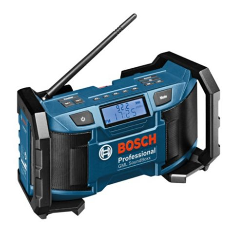 Bosch Cordless Site Radio GML SOUNDBOXX