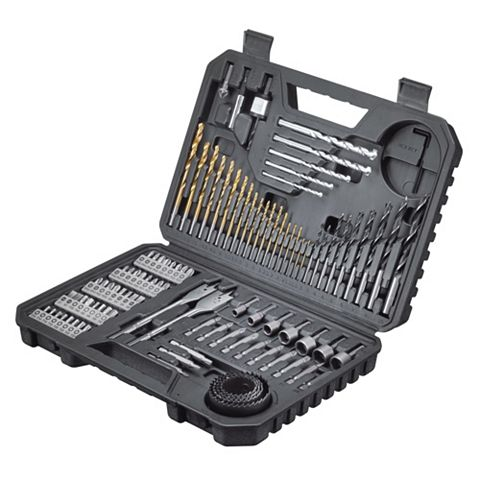 Bosch Pro Mixed Drill Bit Set, 103 Pieces