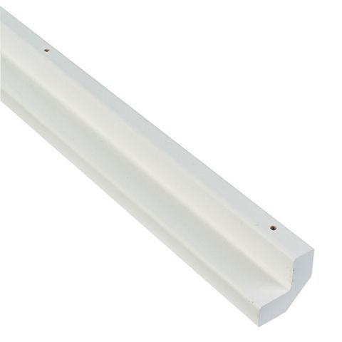 IT Kitchens Base Corner Post White Country Style (H)715mm (W)52mm