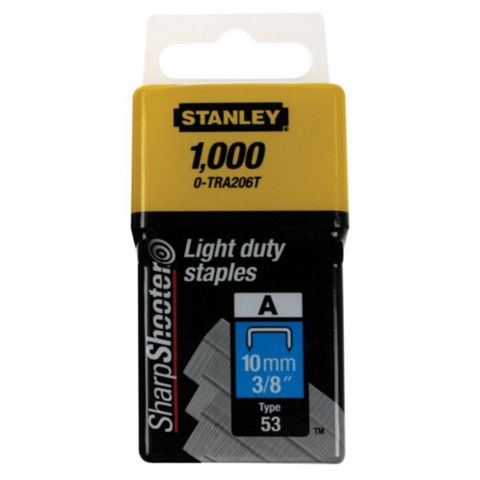 Stanley Staples 0-TRA206T (L)130mm 200G, Pack of 1000
