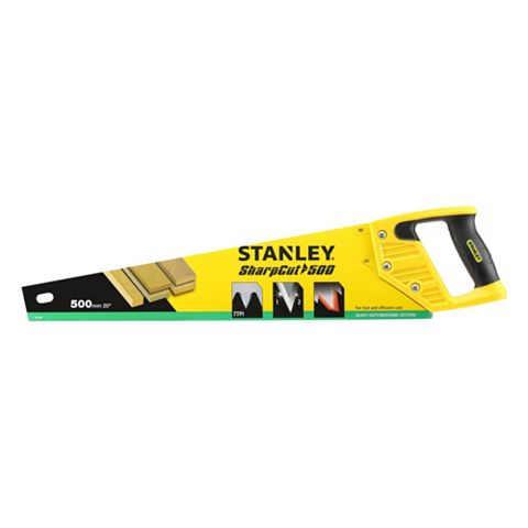 Stanley Steel Universal Saw (L)600mm