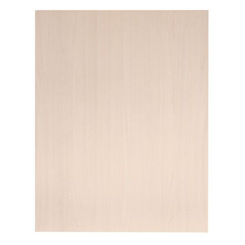 IT Kitchens Maple Style Modern Replacement Base End Panel, 570 x 720mm