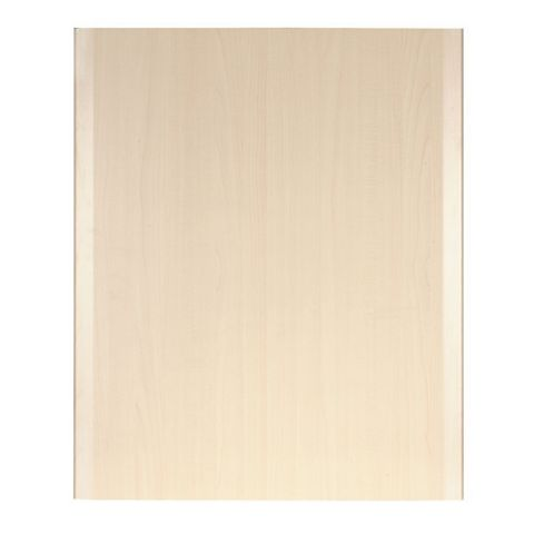 IT Kitchens Sandford Maple Effect Modern Standard Door (W)600mm