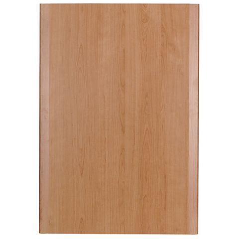 IT Kitchens Sandford Cherry Effect Modern Standard Door (W)500mm