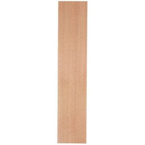 Cooke & Lewis Carisbrooke Oak Framed Standard Door (W)150mm