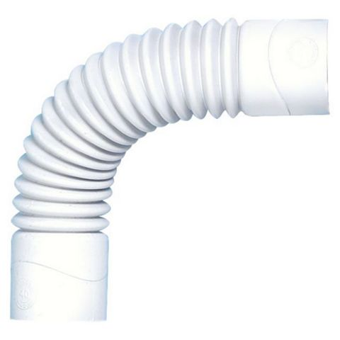 Plastic Solvent Weld Flexible Connector