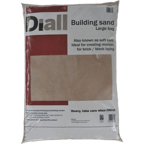 Diall Building Sand