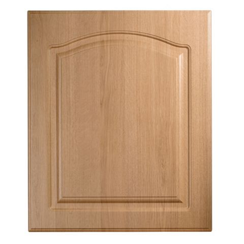IT Kitchens Chilton Traditional Oak Effect Integrated Appliance Door (W)600mm