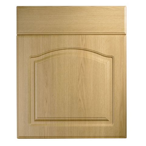IT Kitchens Chilton Traditional Oak Effect Drawer Line Door & Drawer Front (W)600mm, Set of 1 Door & 1 Drawer Pack