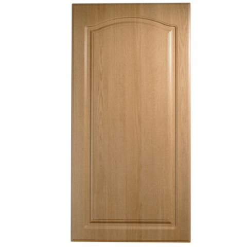 IT Kitchens Chilton Traditional Oak Effect Fridge Freezer Door (W)600mm