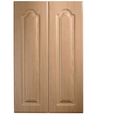 IT Kitchens Chilton Traditional Oak Effect Larder Door (W)300mm, Set of 2