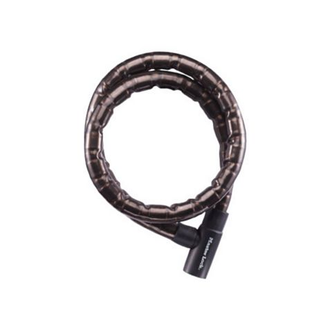 Master Lock Braided Steel Cable & Integrated Lock, 1200mm