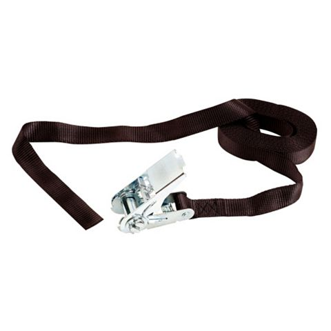Master Lock Black 5m Ratchet Strap