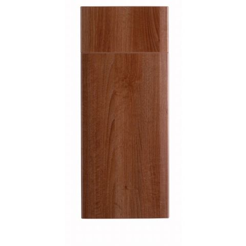 IT Kitchens Sandford Walnut Effect Modern Drawer Line Door & Drawer Front (W)300mm, Set of 1 Door & 1 Drawer Pack