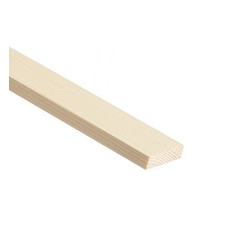 Stripwood Moulding (T)10.5mm (W)68mm (L)900mm