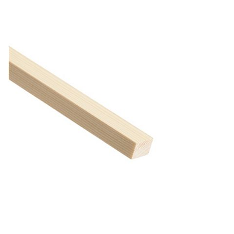 Stripwood Moulding (T)15mm (W)18mm (L)900mm
