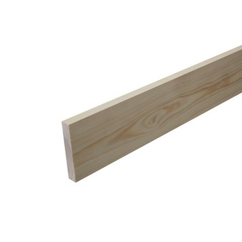 Stripwood Moulding (T)15mm (W)92mm (L)900mm