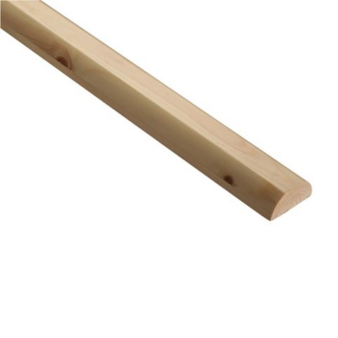 Axxys® Pine Baserail (L)2400mm