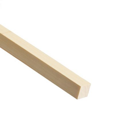 Stripwood Moulding (T)25mm (W)25mm (L)2400mm