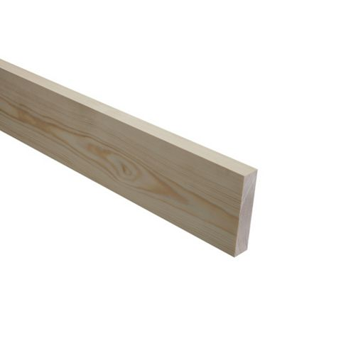 Stripwood Moulding (T)25mm (W)92mm (L)900mm