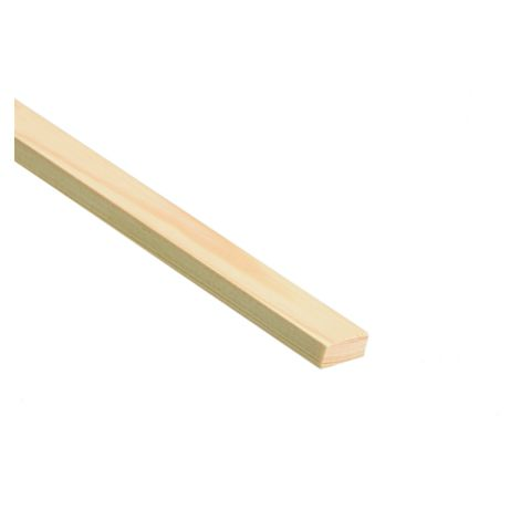 Stripwood Moulding (T)6mm (W)18.5mm (L)2400mm
