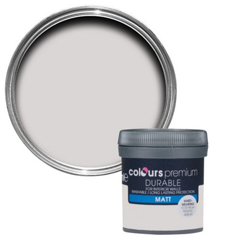 Colours Durable Wedding Matt Emulsion Paint 50ml Tester Pot