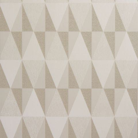 Diamonds Geometric Glitter Wallpaper