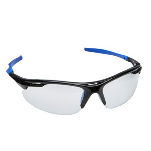JSP Black & Blue Safety Spectacles