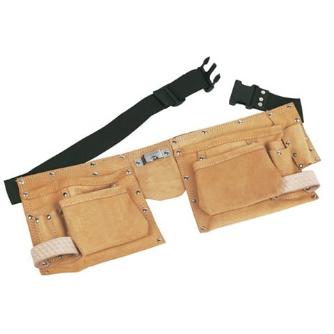 Brown Work Belt One Size
