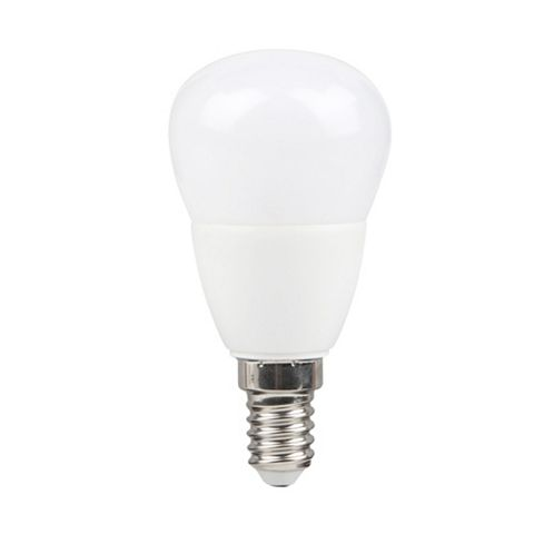 Diall Small Edison Screw Cap (E14) 5.5W LED Ball Light Bulb
