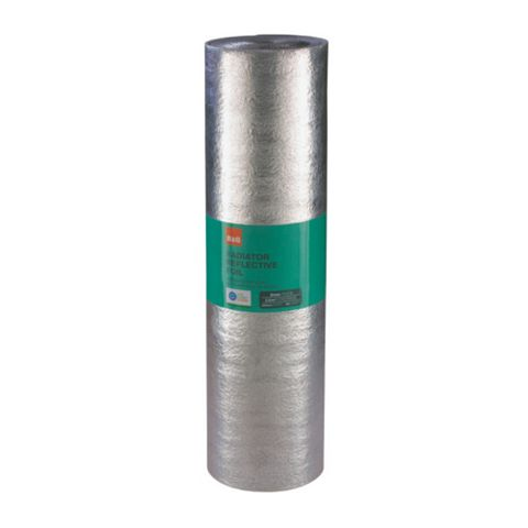 Radiator Reflector Roll, (L)5m (W)500mm (T)2mm