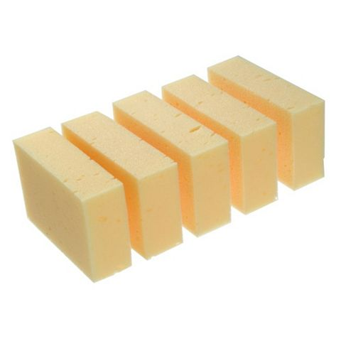 Foam Sponges, Pack of 5