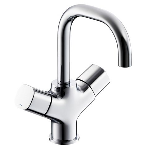 Ideal Standard Tempo 2 Lever Basin Mixer Tap