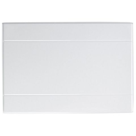 Cooke & Lewis Adelphi White Bath End Panel (W)750mm
