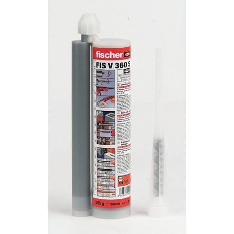 Fischer Hybrid Mortar Resin, 360ml