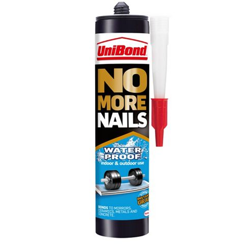 Unibond No More Nails Solvent Free Grab Adhesive 0.3lml
