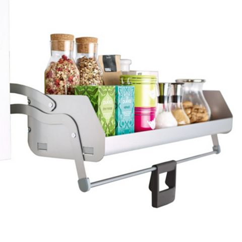 Kesseböhmer Single Tier Internal Pull Down Shelf, 600mm