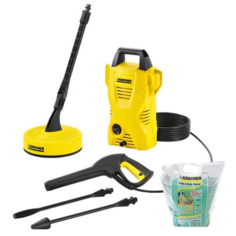 Karcher K2 Compact Home Pressure Washer 110 Bar