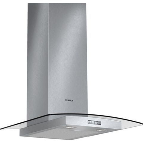 Bosch DWA094W51B Chimney Cooker Hood, Stainless Steel