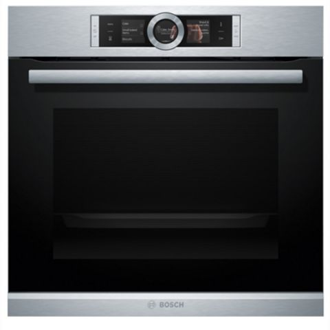 Bosch HBG656RS1B Stainless Steel Electric Multifunction Single Oven