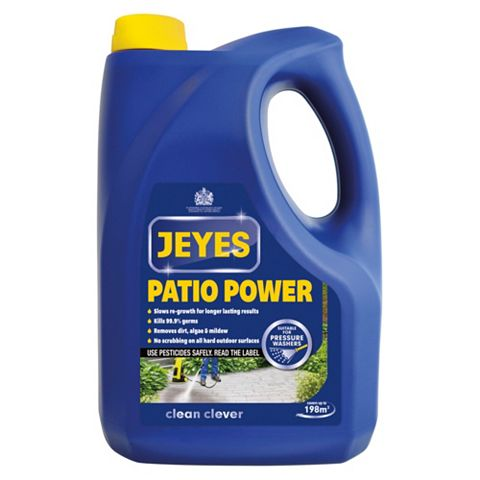 Jeyes Fluid Patio Power Cleaner4 L