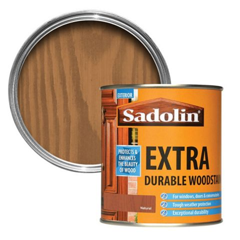Sadolin Natural Woodstain 500ml